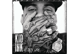 Kid Ink - My Own Lane [CD]
