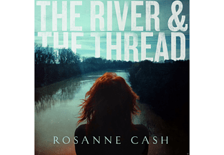 Rosanne Cash - The River & The Thread (Ltd.Deluxe Edt.) [CD]