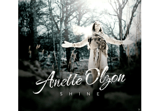 Anette Olzon - Shine [CD]