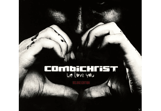 Combichrist - We Love You (Deluxe Edition) [CD]