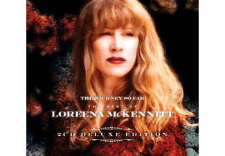 Loreena McKennitt - The Journey So Far-The Best Of (Deluxe Edition) - (CD)