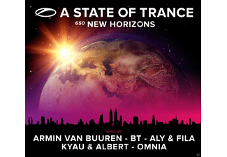 VARIOUS - A State Of Trance 650 [CD]
