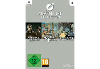 Daedalic Adventure-Collection Vol. 1 [PC]