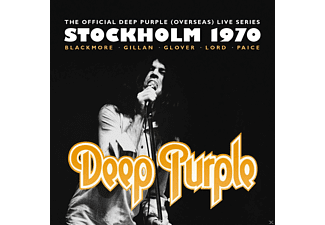 Deep Purple - Stockholm 1970 - (CD + DVD Video)