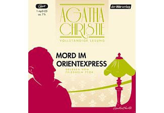 Friedhelm Ptok - Mord im Orientexpress - (MP3-CD)