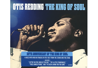 Otis Redding - The King Of Soul - (CD)