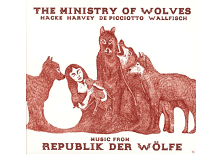 The Ministry Of Wolves - Music From Republik Der Wölfe - (CD)