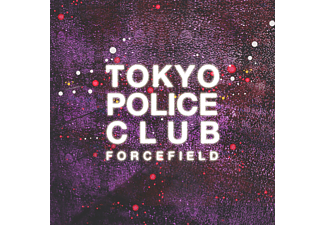 Tokyo Police Club - Forcefield - (CD)