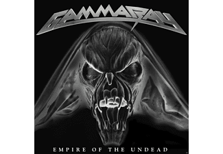 Gamma Ray - Empire Of The Undead - (CD)