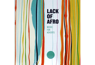 Lack Of Afro - Music For Adverts [CD]