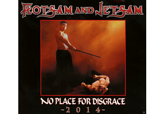 Flotsam And Jetsam - No Place for Disgrace [CD]