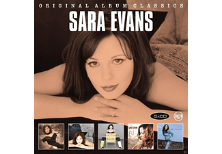 Sara Evans - Original Album Classics [CD]