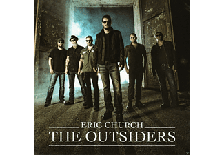 Eric Church - The Outsiders - (CD)