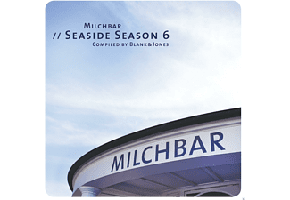 VARIOUS - Milchbar Seaside Season 6 (Deluxe Hardcover Package) [CD]