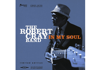The Robert Cray Band - In My Soul (Ltd.Edition) [CD]
