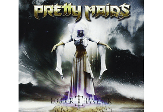 Pretty Maids - Louder Than Ever - (CD)