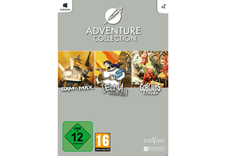 Daedalic Adventure-Collection Vol. 2 [PC]