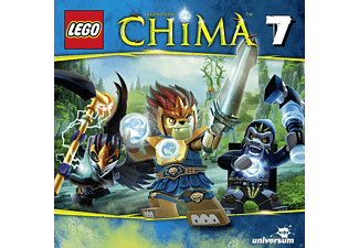 Lego Legends Of Chima - LEGO Legends of Chima (CD 7) - (CD)