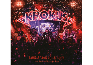 Krokus - Long Stick Goes Boom (Live From The House Of Rust) [CD]