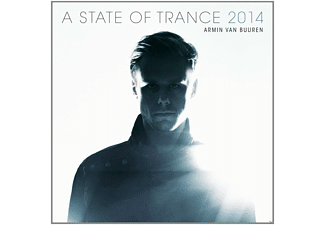 VARIOUS - A State Of Trance 2014 [CD]