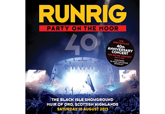 Runrig - Party On The Moor (The 40th Anniversary Concert) - (CD)