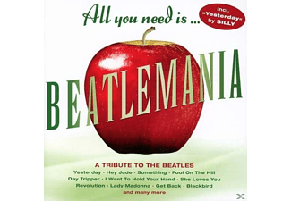 VARIOUS - All You Need Is ... Beatlemania - (CD)