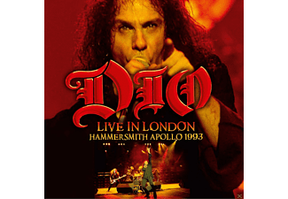 Dio - Live In London-Hammersmith Apollo 1993 [CD]
