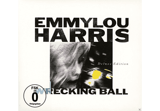 Emmylou Harris Wrecking Ball CD