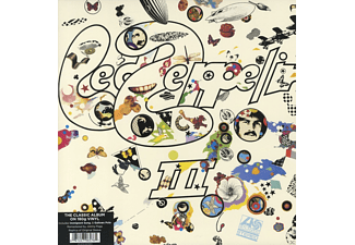 Led Zeppelin - Led Zeppelin III (2014 Reissue) - (Vinyl)