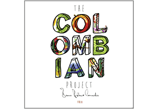 Bruno Böhmer Camacho Trio - The Colombian Project [CD]