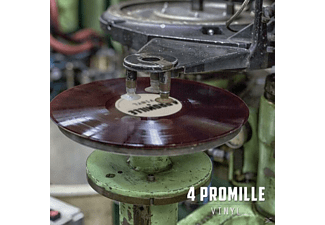 4 Promille - Vinyl (Digipak) [CD]