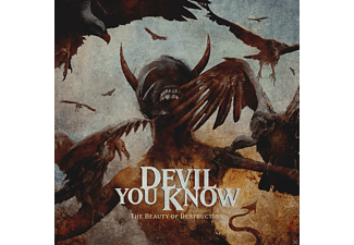 Devil You Know - The Beauty Of Destruction - (CD)