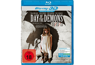 Day Of The Demons Real 3D (13/13/13) [3D Blu-ray (+2D)]