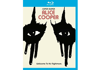 Alice Cooper - Super Duper-Welcome To His Nightmare - (Blu-ray)