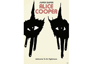 Alice Cooper - Super Duper-Welcome To His Nightmare - (DVD + Video Album)
