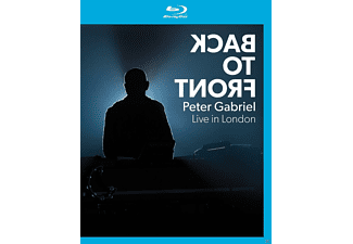 Peter Gabriel - Back To Front-Live In London - (Blu-ray)
