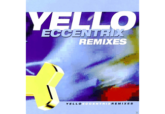 Yello - Eccentrix Remixes - (CD)