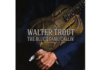 Walter Trout - The Blues Came Callin' - (CD)