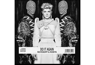 Royksopp & Robyn - Do It Again - (CD)