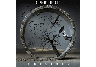 Uriah Heep - Outsider (Digipak) [CD]