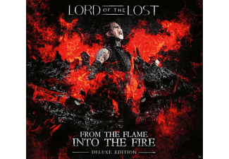 Lord Of The Lost - From The Flame Into The Fire (Deluxe Edition) - (CD)