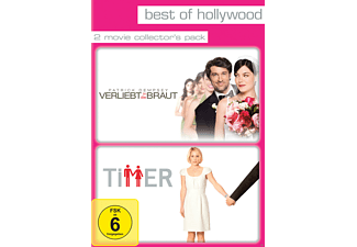 Verliebt in die Braut / Timer (Best of Hollywood) [DVD]