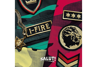I-Fire - Salut! - (CD)