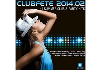 VARIOUS - Clubfete 2014.02-44 Summer Club & Party Hits [CD]
