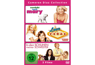 Cameron Diaz Collection: Verrückt nach Mary - In den Schuhen meiner Schwester - Love Vegas [DVD]