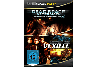 Anime Box 1 Dead Space Aftermath, Vexille - (DVD)