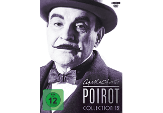 Agatha Christie - Poirot - Collection 12 [DVD]