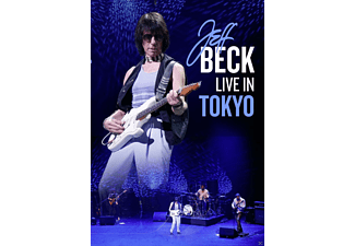 Jeff Beck - Live In Tokyo - (DVD)