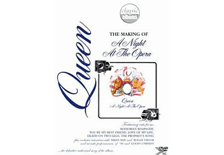 Queen - A Night At The Opera - (DVD)