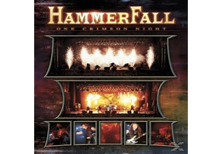 Hammerfall - ONE CRIMSON NIGHT - (DVD)